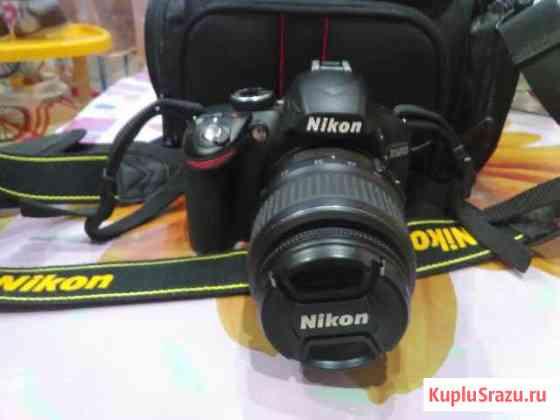 Зеркальный фотоаппарат никон D3200 с кофром Реммаш