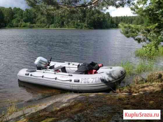 Лодка пвх антей 400 Черкизово