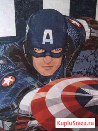 Футболки Капитан Америка Marvel Москва