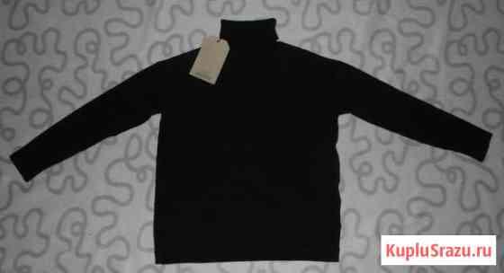 Новый свитер с отворотом Zara, 104-110 см Москва