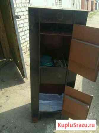 Продам сейф двухсекционный Биробиджан