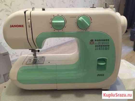 Швейная машина Janome Маркова
