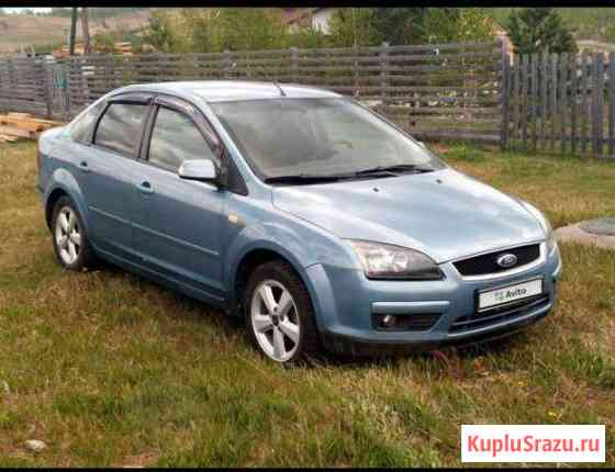 Ford Focus 1.6МТ, 2008, седан Зыково