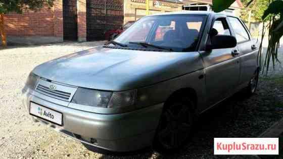 ВАЗ 2110 1.5МТ, 2002, седан, битый Ассиновская