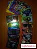 Карточки Transformers prime и коробка под карточки
