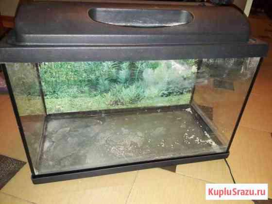 Продам Аквариум для рыб, объем 60л Севастополь