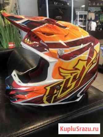 Кроссовый шлем FLY Островцы