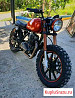 Scrambler cafe racer custom