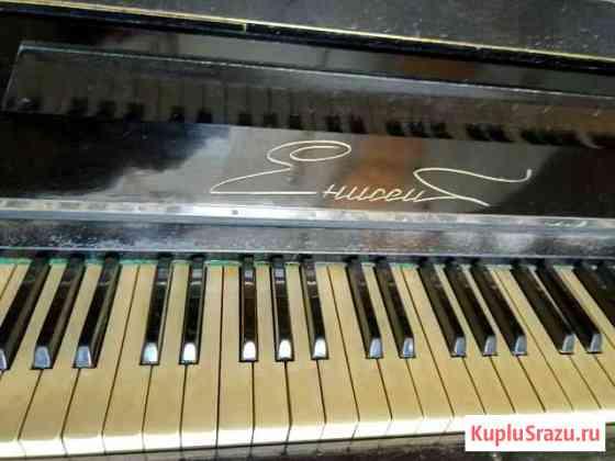 Пианино Енисей черное Краснодар