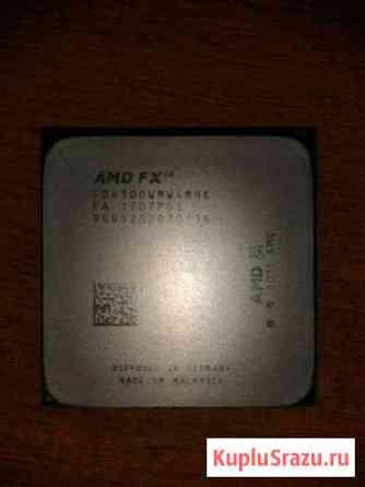 Процессор FX-4300. Сокет AM3+ Бреды