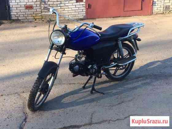 Альфа 110 кубов Советский