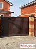 Откатные (сдвижные) ворота