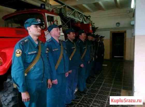 Требуются водители в пожарную часть Балабаново