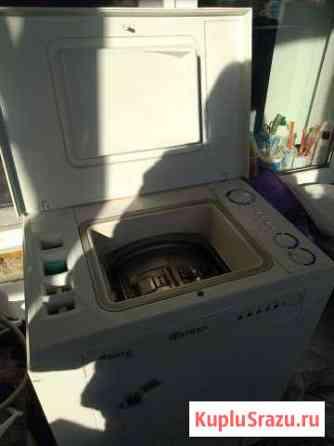 Стиральная машина с вертикальной загрузкой(на разб Верхний Мамон