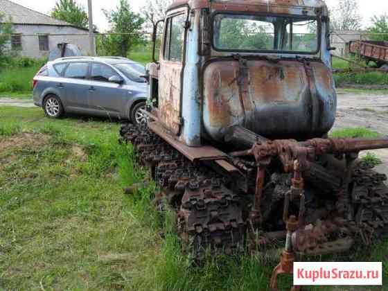 Дт-75 Казахстан и спецоборудование Верхний Мамон
