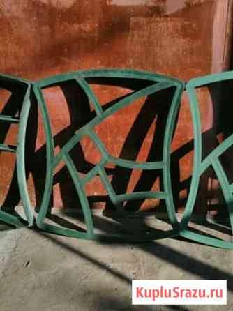 Шесть форм для изготовления каменной дорожки+ 30 к Омск