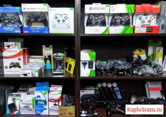 Джойстик (геймпад) PS4, PS3, PS2, Xbox360, XboxOne Самара