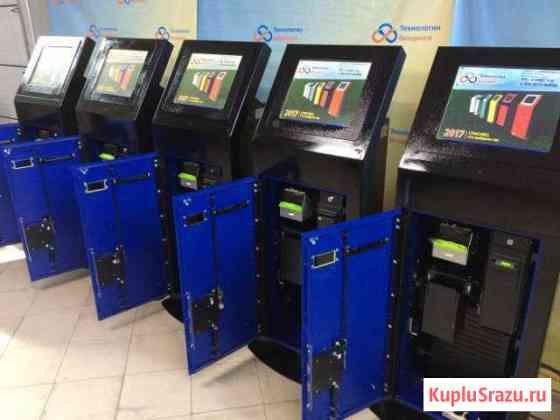 Сеть платежных терминалов Олекминск