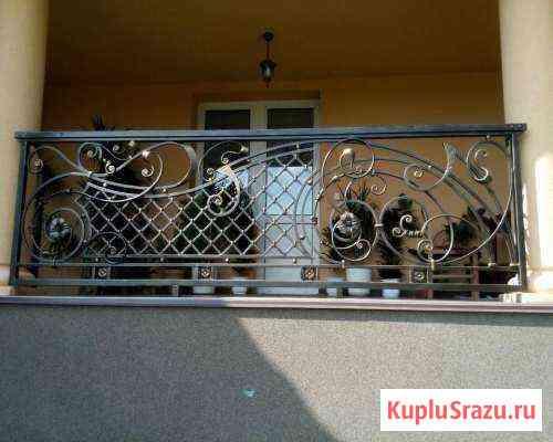 Перила кованые Гагарин
