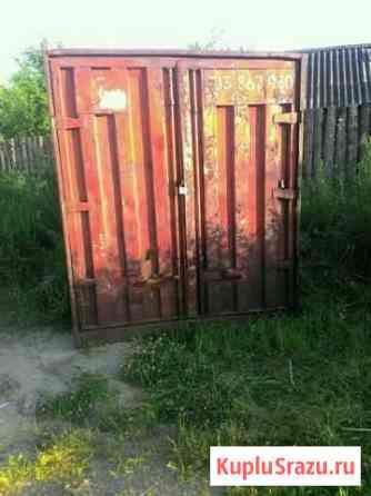 Контейнер, 5 тонн Томск