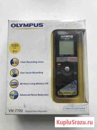 Продам цифровой диктофон Olympus VN-7700 Кызыл