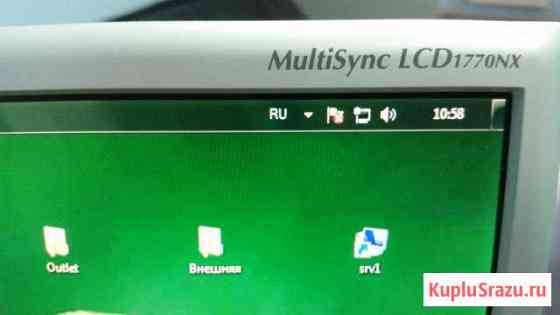 Монитор NEC Multisync LCD1770nx Москва
