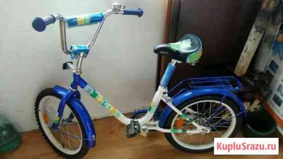 Велосипед Биокомбината