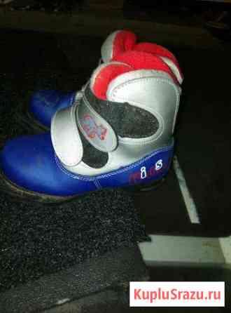 Лыжные ботинки Дубовая Роща
