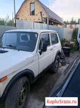 LADA 4x4 (Нива) 1.7МТ, 1998, внедорожник Калининец