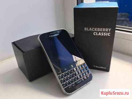 BlackBerry Classic Q20 Москва