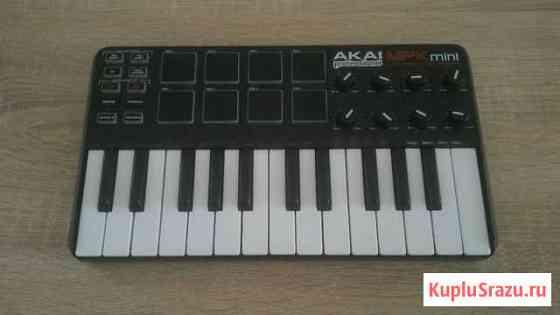 Миди клавиатура Akai mpk mini Краснодар