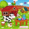 Коровье молоко и творог