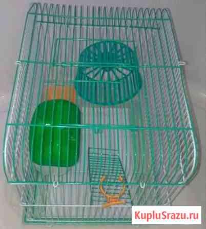 Клетка для мелких грызунов Комсомольск-на-Амуре