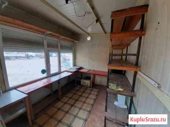 Продаётся торговый павильон 3,2х2,4 Петропавловск-Камчатский