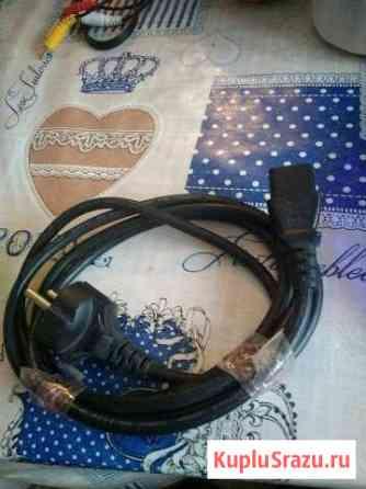 Сетевой кабель от пк Ижевск