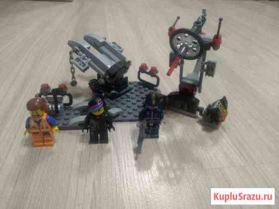 Lego фильм. Плавильня 70801 Самара