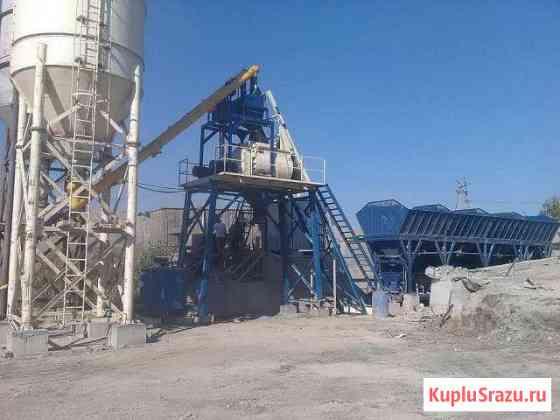 Бетонный завод Новый Уренгой