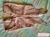 Вельветовый комбез 0-3 мес