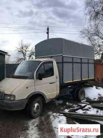 ГАЗ ГАЗель 2.6МТ, 1997, фургон Мостовской