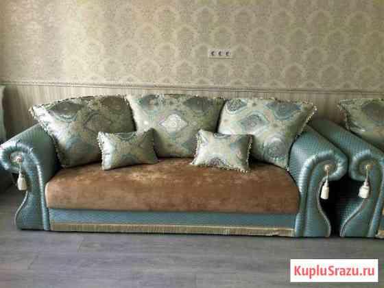 Диван и кресло в Итальянском стиле Краснодар