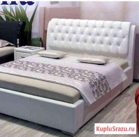Кровать интерьерная (эко кожа ) Краснодар