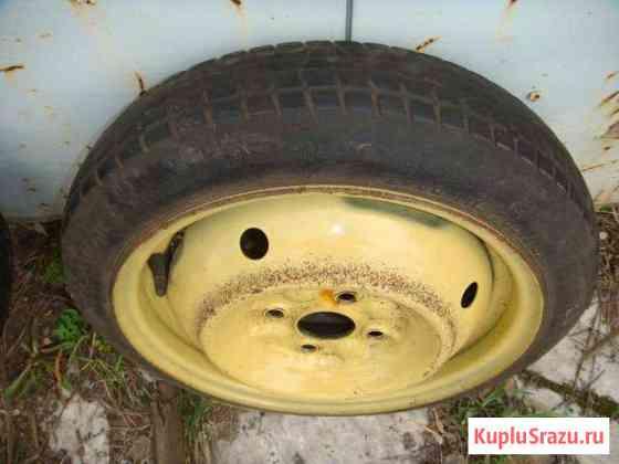 Toyota Vitz запасное колесо Еманжелинск