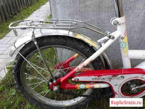 Детский велосипед Морозова