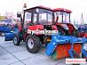 Трактор 320 беларус коммунальная машина
