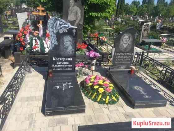 Благоустройство захоронений Белгород