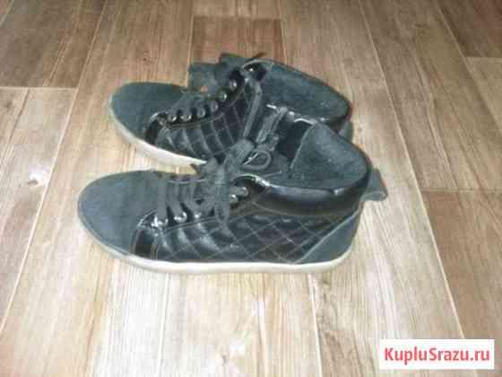 Осенние ботинки Злынка