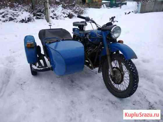 Мотоцикл Урал Острогожск