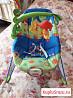 Шезлонг кресло-качалка детский