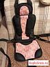 Бескаркасное детское автомобильное кресло дак-С