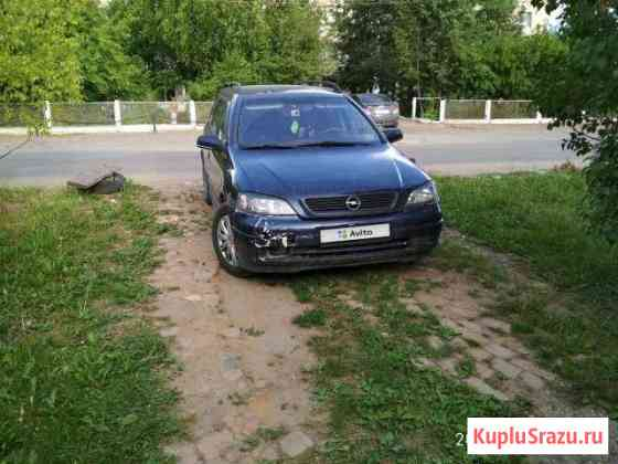 Opel Astra 1.6МТ, 2001, универсал Советск